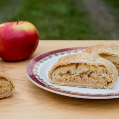 Závin jablko