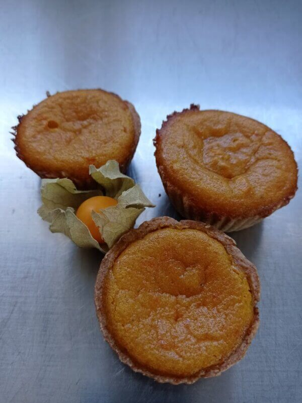 Dýňový muffin
